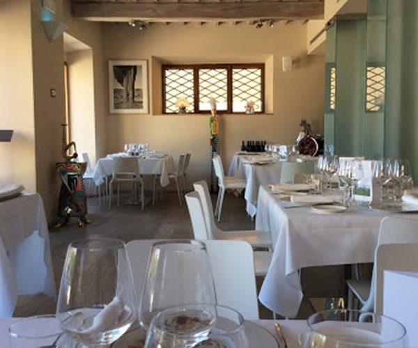Osteria Perillà - Castiglione d'Orcia - Siena